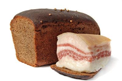 Bacon schmeckt kalt oder warm