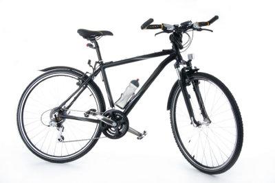 Ein Fahrrad mit eigener Konfiguration hat Vorteile