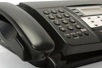 Die Easybox als Fax einrichten.