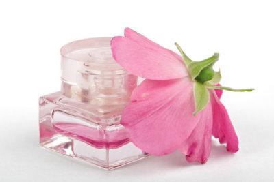 Parfum-Flakons sind meist dekorativ.