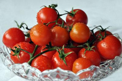 Verarbeiten Sie nur ganz reife Tomaten.