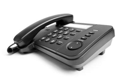 Ein VoIP-Passwort ist leicht eingetragen.