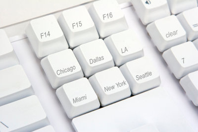 Die perfekte Sicht per Tastatur herstellen