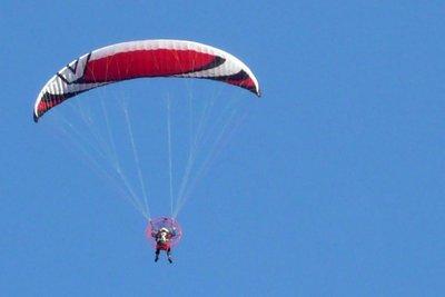 Wingsuits kaufen nur erfahrene Fallschirmspringer.
