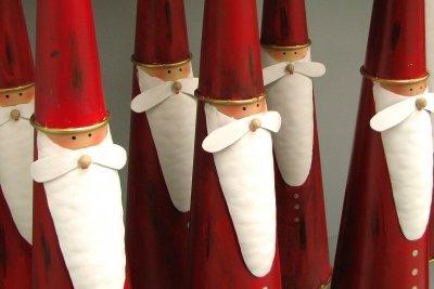Mit Salzteig basteln - nicht nur Weihnachten.