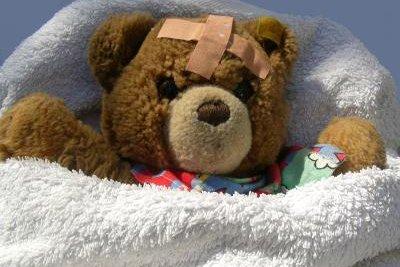 Als Kinderarzthelferin brauchen Sie viel Einfühlungsvermögen.