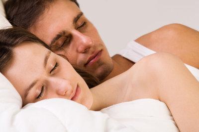 Ausreichend Schlaf ist wichtig.