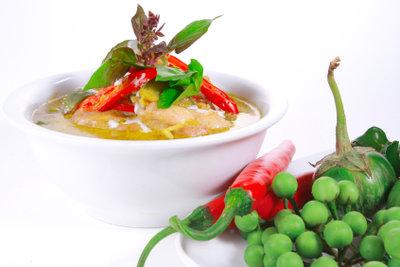 Einen asiatischen Abend geschmackvoll gestalten