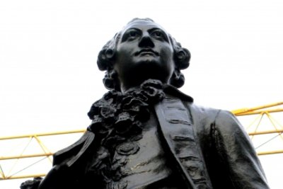 Goethe hat lebenslang am Faust gearbeitet.
