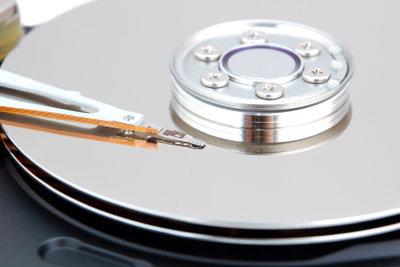 Eine defekte Festplatte ist ärgerlich.