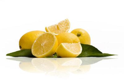 Zitronen sind die Basis des sauren Fritz.