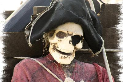 Piratenkostüme sind cool.