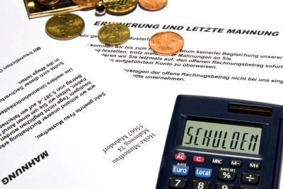 Schulden können Sie mit Nachnahme eintreiben.