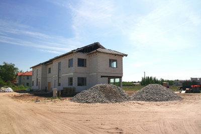 Feng Shui greift auch beim Hausbau.