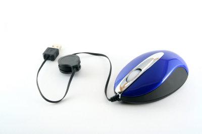 Maus klickt doppelt - Einstellungen kontrollieren.