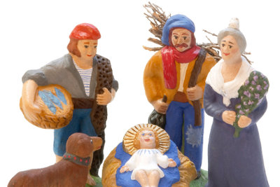 Peppen Sie die Weihnachtsgeschichte auf!
