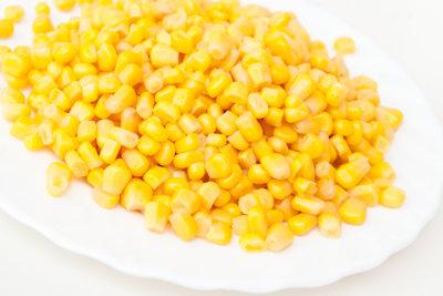 Mais können Sie auch roh essen.