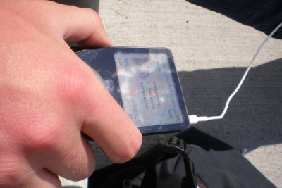 Fehlerquellen beim iPod systematisch ausschließen.