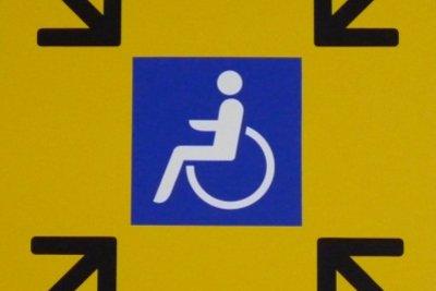 Ein Behinderten-WC muss gut geplant werden.