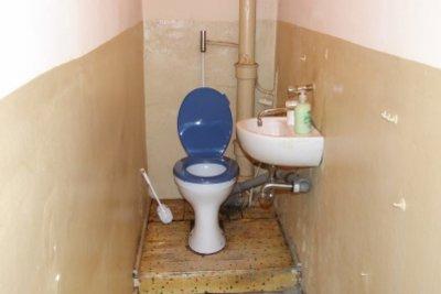 Druckspüler-Toiletten sind in die Jahre gekommen.