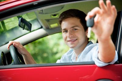 Nur mit Fahrerlaubnis starten.