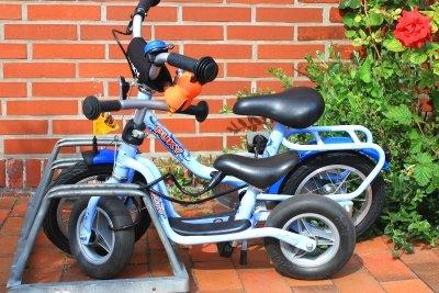 Mit dem richtigen Bike bequem unterwegs
