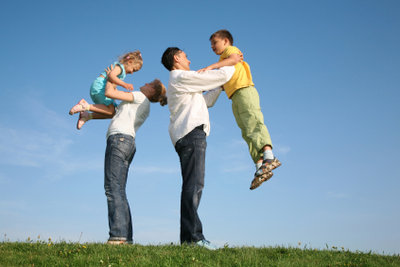 Als Familie können Sie Kanonlieder singen.