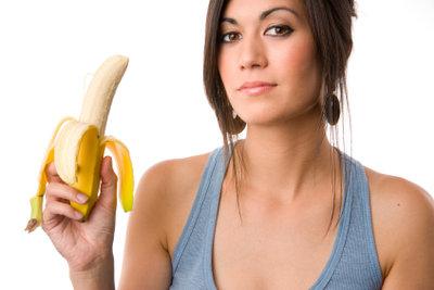 Bananen sind gesund und lecker.