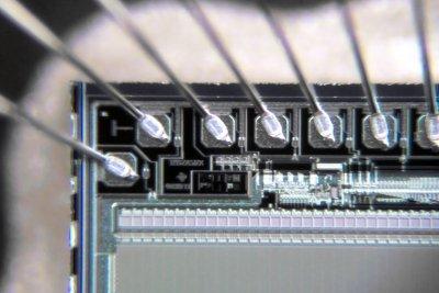 SSD-Festplatten enthalten Speicherchips statt Magnetplatten