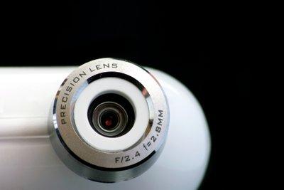 Einen Livestream mit der Webcam machen.