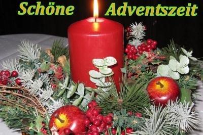 Schöne Ideen für die Adventszeit.