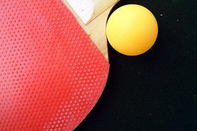 Tischtennisbelag wie neu!