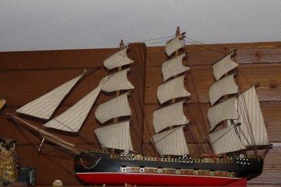 So könnte Ihr Schlachtschiff aussehen.