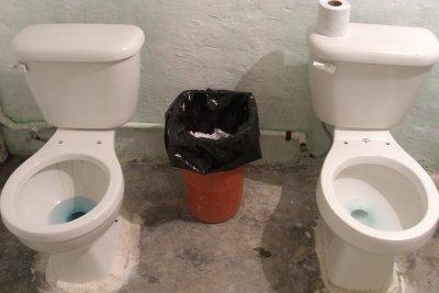 Solche Toilettenspülkästen lassen sich gut reparieren.