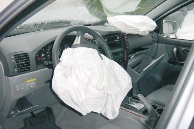 Diesen Airbag muss das Kind nicht sehen