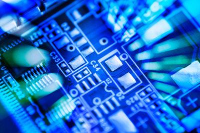 Modernste Technik bietet eine schnelle Datenübertragung.