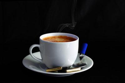 Frischer Kaffee mit Nespresso - Kapseln.