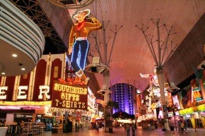 Las Vegas - Alkoholausschank rund um die Uhr
