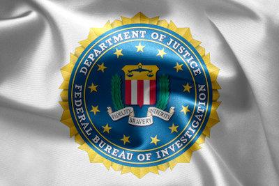 Ein bekanntes FBI Symbol.