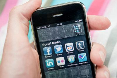 Mobile Chatfunktion von Facebook