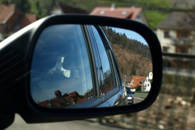 Den Außenspiegel auswechseln