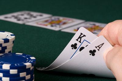 Poker ist ein spannendes Spiel.