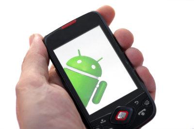 Ein Android-Update bringt neue Funktionen