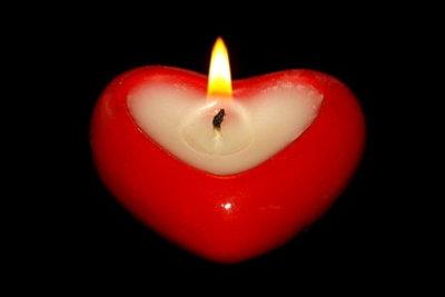 Ein Herz als Zeichen der Liebe.