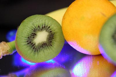 Smoothies sind püriertes Obst zum Trinken.