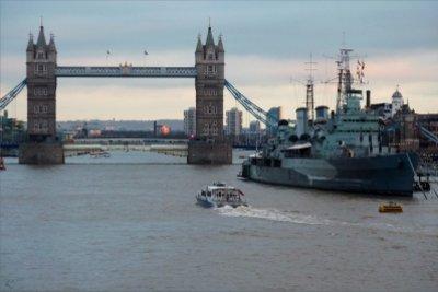 Berühmtes Wahrzeichen der britischen Hauptstadt.