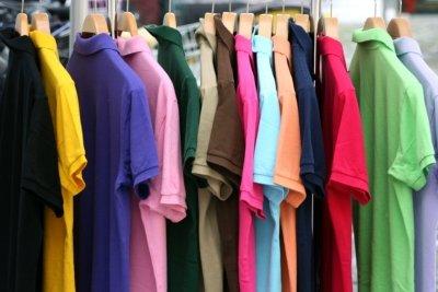Shirts für Mollige dürfen modern sein.