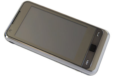Smartphones enthalten eine Seriennummer.