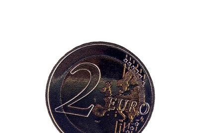 2-Euro-Münze als Umlaufmünze