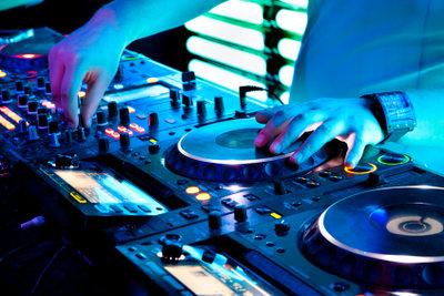 DJs haben ein gutes Rhythmusgefühl.